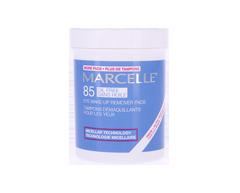 Image du produit Marcelle - Tampons démaquillants pour les yeux sans huile, 85 unités