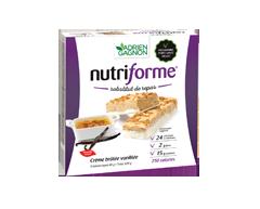 Image du produit Adrien Gagnon - Nutriforme substitut de repas, 5 unités, crème brûlée vanillée