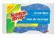 Vignette du produit Scotch-Brite - Éponge à pois de récurage antiégratignures, 2 unités