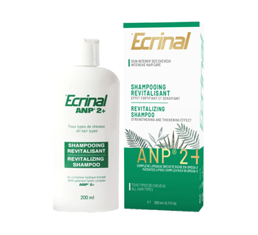 ANP 2+ shampooing revitalisant, 200 ml