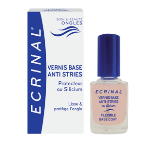 Vernis base anti-stries, 10 ml
