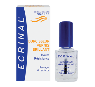 Vernis Brillant durcisseur, 10 ml