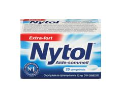 Image du produit Nytol - Nytol aide-sommeil extra-fort, 20 unités