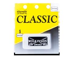 Image du produit Wilkinson Sword - Classic lames, 5 unités
