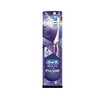 Pulsar 3DWhite brosse à dents à pile, souple