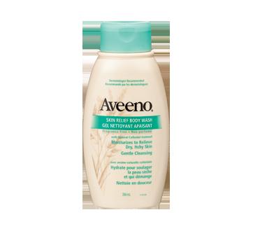 Gel nettoyant apaisant non parfumé, 354 ml