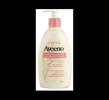 Image 2 du produit Aveeno - Huile hydratante crémeuse, 354 ml