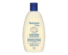 Image du produit Aveeno Baby - Nettoyant crémeux apaisant, 236 ml