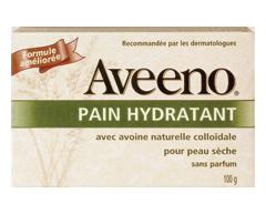 Image du produit Aveeno - Pain hydratant pour la peau sèche, 100 g
