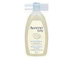 Image du produit Aveeno Baby - Gel pour cheveux et corps, 532 ml
