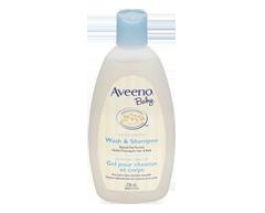 Image du produit Aveeno Baby - Gel pour cheveux et corps, 236 ml