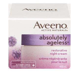 Active Naturals Absolutely Ageless crème régénérante pour la nuit, 48 ml