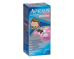 Image du produit Aerius - Aerius allergies pour enfants, 100 ml