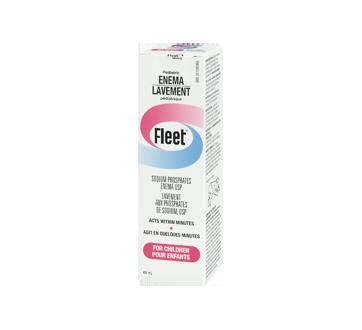 Image 1 du produit Fleet - Lavement pédiatrique aux phosphates de sodium, 65 ml