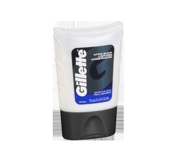 Image 2 du produit Gillette - Lotion après-rasage peau sensible, 75 ml