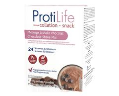 Image du produit ProtiLife - Diète mélange à shake, 5 x 17 g, chocolat