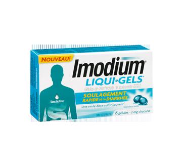 Image 2 du produit Imodium - Liqui-Gels, 6 unités