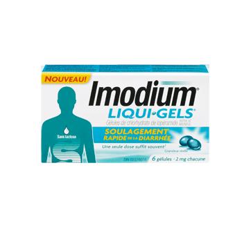 Image 3 du produit Imodium - Liqui-Gels, 6 unités