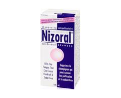 Image du produit Nizoral - NIZORAL® Shampooing antipelliculaire  (kétoconazole à 2 %), 120 ml