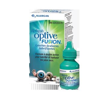 Image du produit Allergan - Refresh Optive Fusion, 10 ml