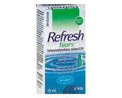 Image du produit Allergan - Refresh Tears gouttes oculaires lubrifiantes, 15 ml
