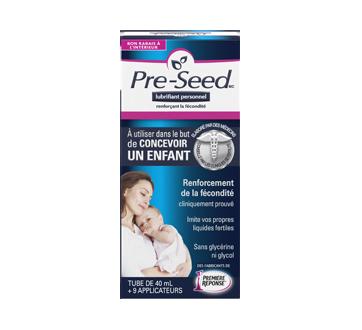 Image du produit Première Réponse - Pre-Seed lubrifiant favorisant la fertilité, 40 ml