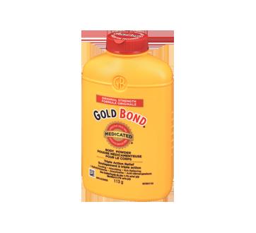 Image 1 du produit Gold Bond - Poudre médicamenteuse pour le corps formule originale, 113 g