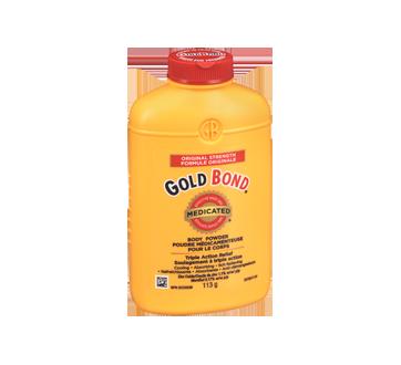 Image 2 du produit Gold Bond - Poudre médicamenteuse pour le corps formule originale, 113 g