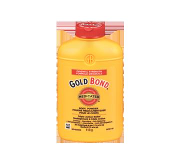 Image 3 du produit Gold Bond - Poudre médicamenteuse pour le corps formule originale, 113 g
