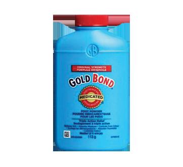 Image du produit Gold Bond - Poudre médicamenteuse pour les pieds, 113 g