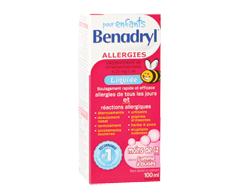 Image du produit Benadryl - Benadryl Liquide pour enfants, 100 ml