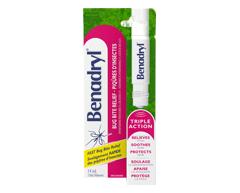 Image du produit Benadryl - Benadryl Piqûres d'insectes, bâtonnet, 14 ml