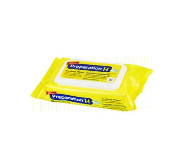 Image 1 du produit Preparation-H - Preparation-H lingettes, 48's
