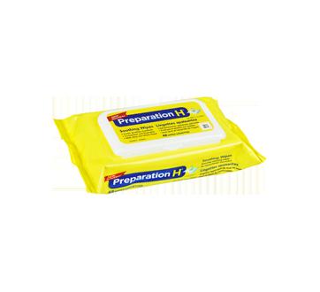 Image 2 du produit Preparation-H - Preparation-H lingettes, 48's