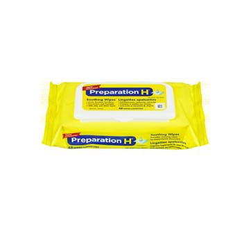 Image 3 du produit Preparation-H - Preparation-H lingettes, 48's
