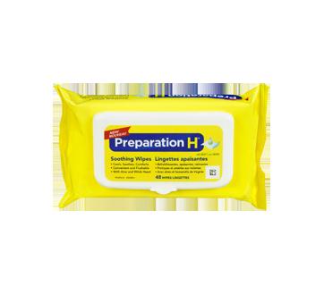 Image 4 du produit Preparation-H - Preparation-H lingettes, 48's