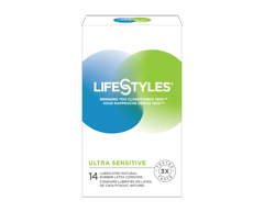 Image du produit LifeStyles - Ultra-Sensibles condoms, 12 unités