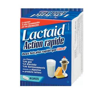 Image du produit Lactaid - Action rapide, 40 unités