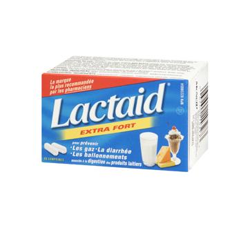 Image 1 du produit Lactaid - Extra fort comprimés, 40 unités