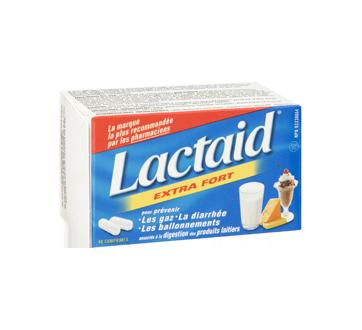 Image 2 du produit Lactaid - Extra fort comprimés, 40 unités