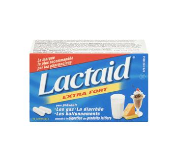 Image 3 du produit Lactaid - Extra fort comprimés, 40 unités