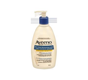 Lotion hydratante apaisante non parfumée, 354 ml