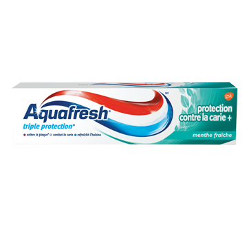 Triple protection dentifrice, 90 ml, menthe fraîche