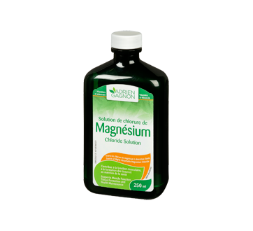 Image 1 du produit Adrien Gagnon - Solution de chlorure de magnésium, 250 ml