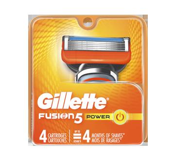 Fusion Power cartouches pour rasoir à main
