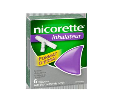 Image 2 du produit Nicorette - Nicorette inhalateur, 6 unités, 4 mg
