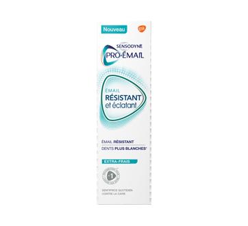 Dentifrice Pro-Émail émail résistant et éclatant,  extra-frais, 65 ml