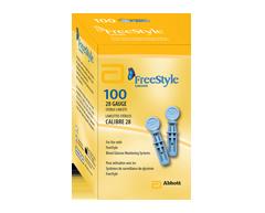Image du produit FreeStyle - Lancettes, 100 unités