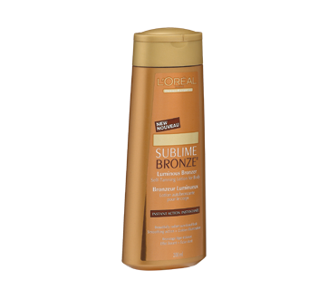 Sublime Bronze bronzeur corps, 150 ml, moyen