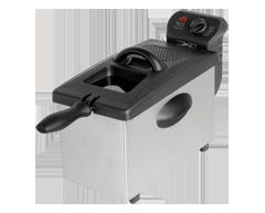 Image du produit Home Exclusives - Friteuse en acier inoxydable, 3.0 L